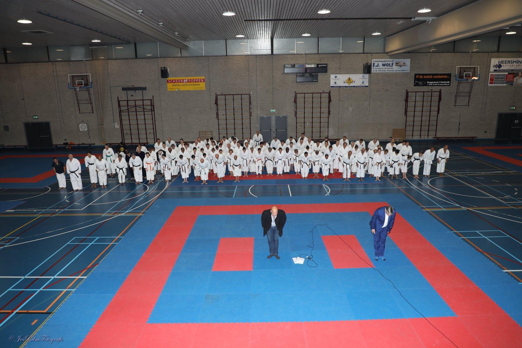 Dag van het Karate 2018