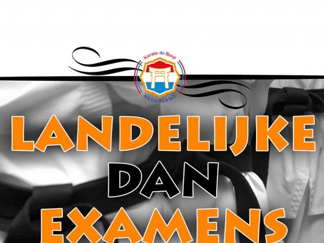 KBN danexamens 15 en 16 mei 2021